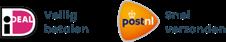 iDEAL en PostNL