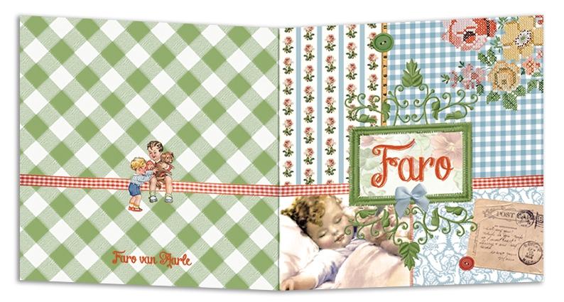 Geboortekaarten Faro