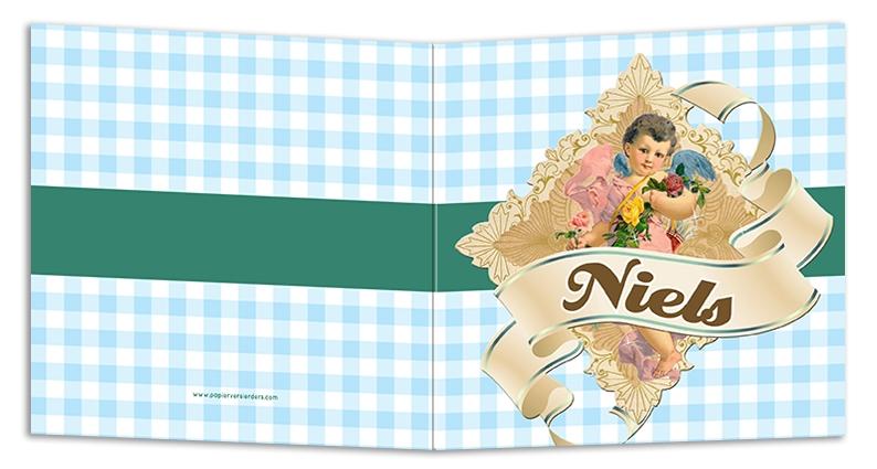 Geboortekaarten Niels