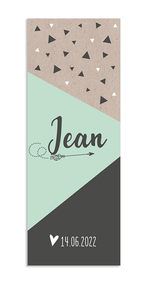 Geboortekaarten Jean