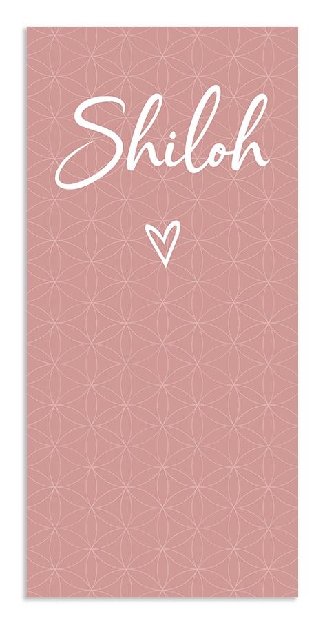 Geboortekaarten Shiloh