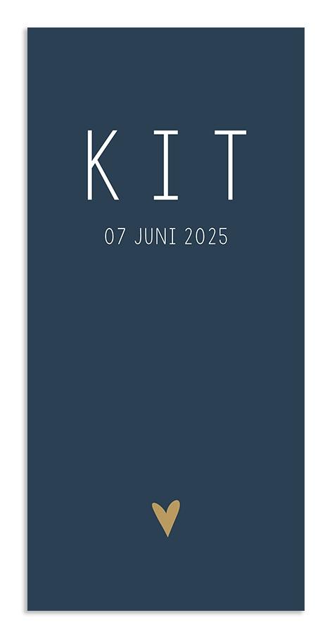 Geboortekaarten Kit