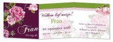 Geboortekaarten Fran