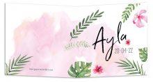 Geboortekaarten Ayla