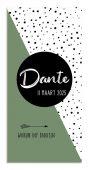 Geboortekaarten Dante