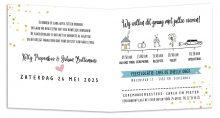 Trouwkaarten trouwkaarten